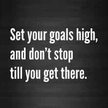high goals